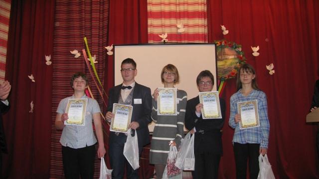Ученики Новопечерской школы заняли I место на XIV Всеукраинском турнире юных биологов