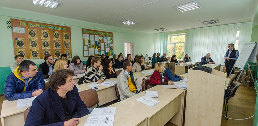 Розпочалося навчання другого набору «школи малого і середнього підприємництва білої церкви»