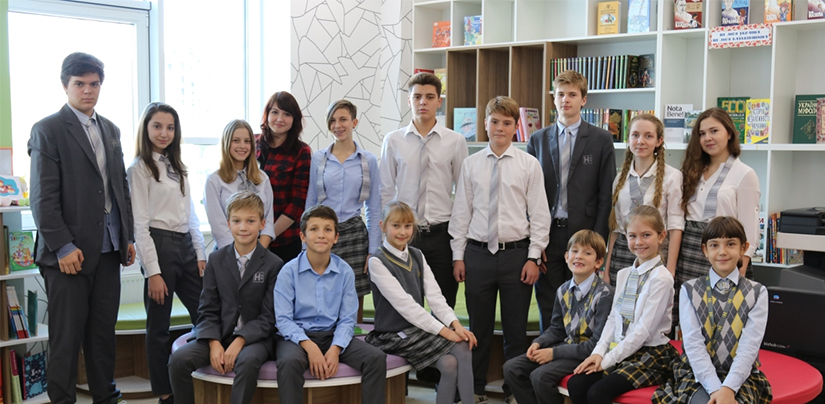 Ученическое самоуправление в Новопечерской школе