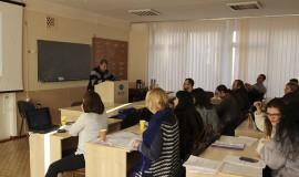 Захист проектів випускників «Школи малого та середнього підприємництва»