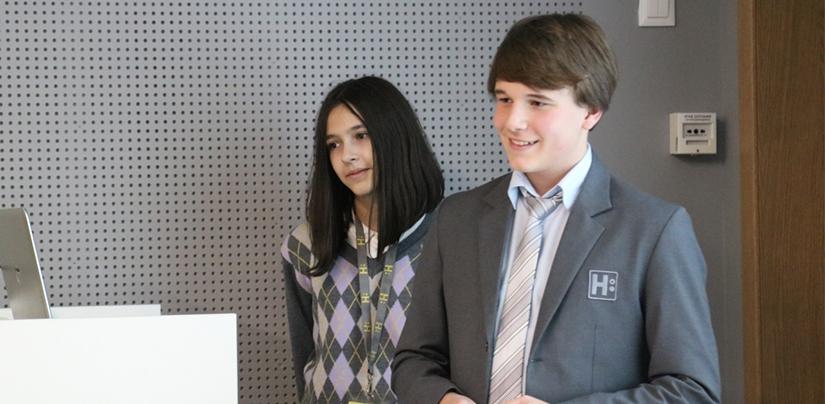 """Випуск бізнес-програми """"Шлях підприємця"""" у Новопечерській школі"""