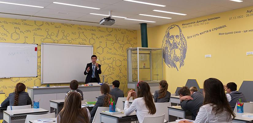 День відкритих дверей у Новопечерській школі відбудеться 11 лютого