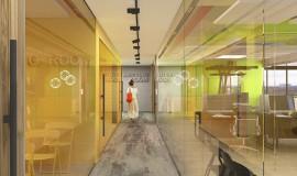 офіси резидентів та лабораторії TCDC